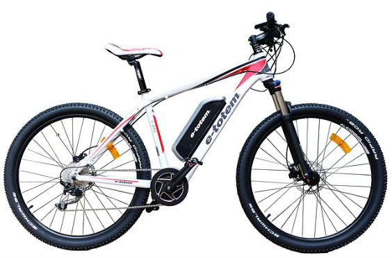 e bike mountain tx 564