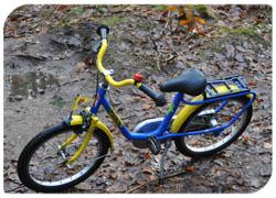 Fahrradurlaub mit Kindern